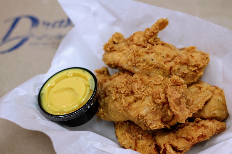 Chicken Fingers Order