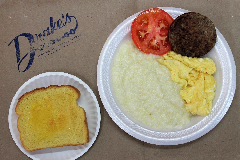 Egg Breakfast Platter