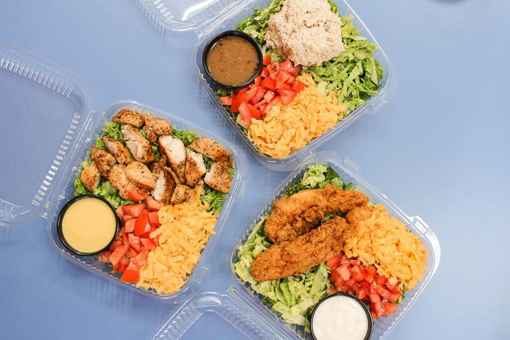 Drake's Salad