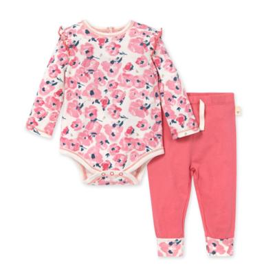 Bold Blossom Bodysuit & pant set