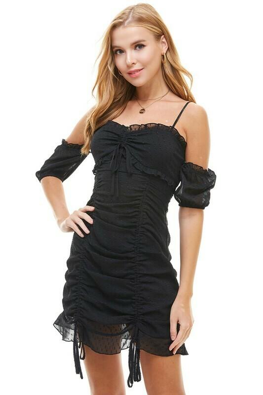 Soiree Mini Dress
