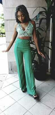 Cool Girl High Waist Pants