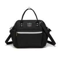 Black Small Diaper Bag