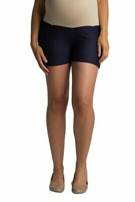 Ellie Flora Denim shorts Black