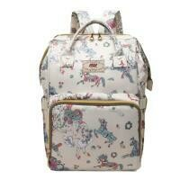 Cream Backpack
