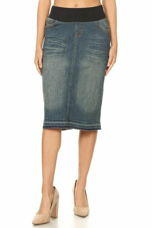 G gossip Denim Skirt