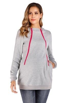 Nursing 2 Zip Sweat  Shirt