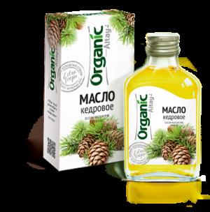 "Кедровое масло ""Organic Altay"""