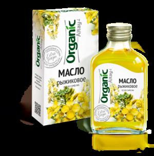 """Рыжиковое масло """"Organic Altay"""""""