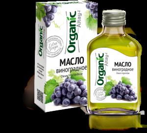 """Виноградное масло """"Organic Altay"""""""