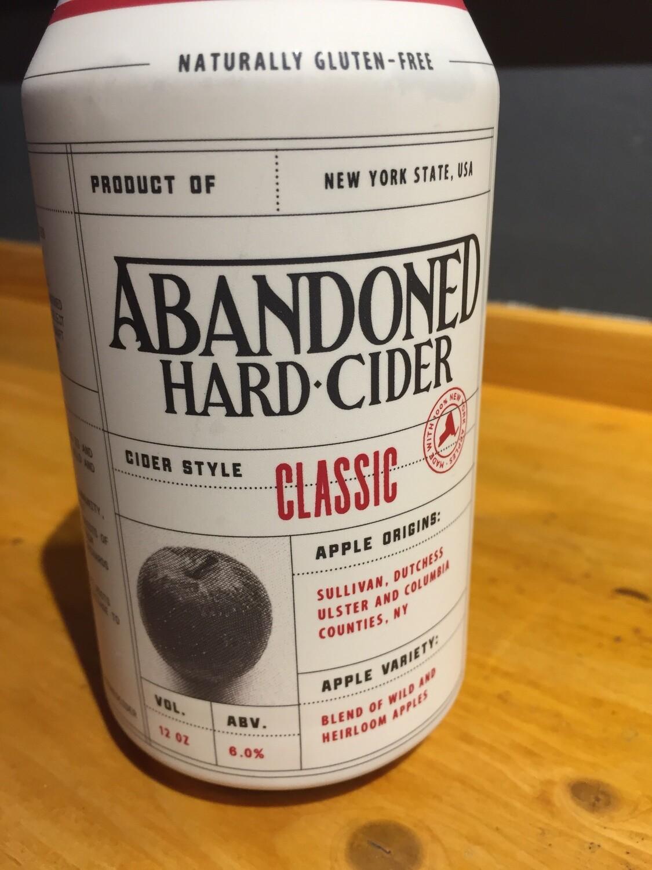 Abandoned Classic Cider