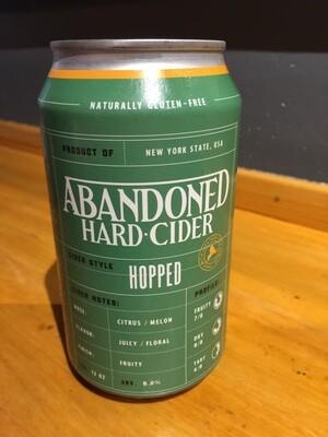 Abandoned Hopped Cider