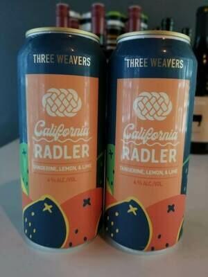 Three Weavers California Radler