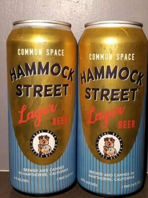 Common Space Hammock Street