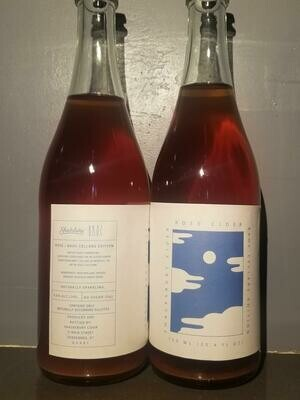 Shacksbury/Broc Cellars Rosé Cider