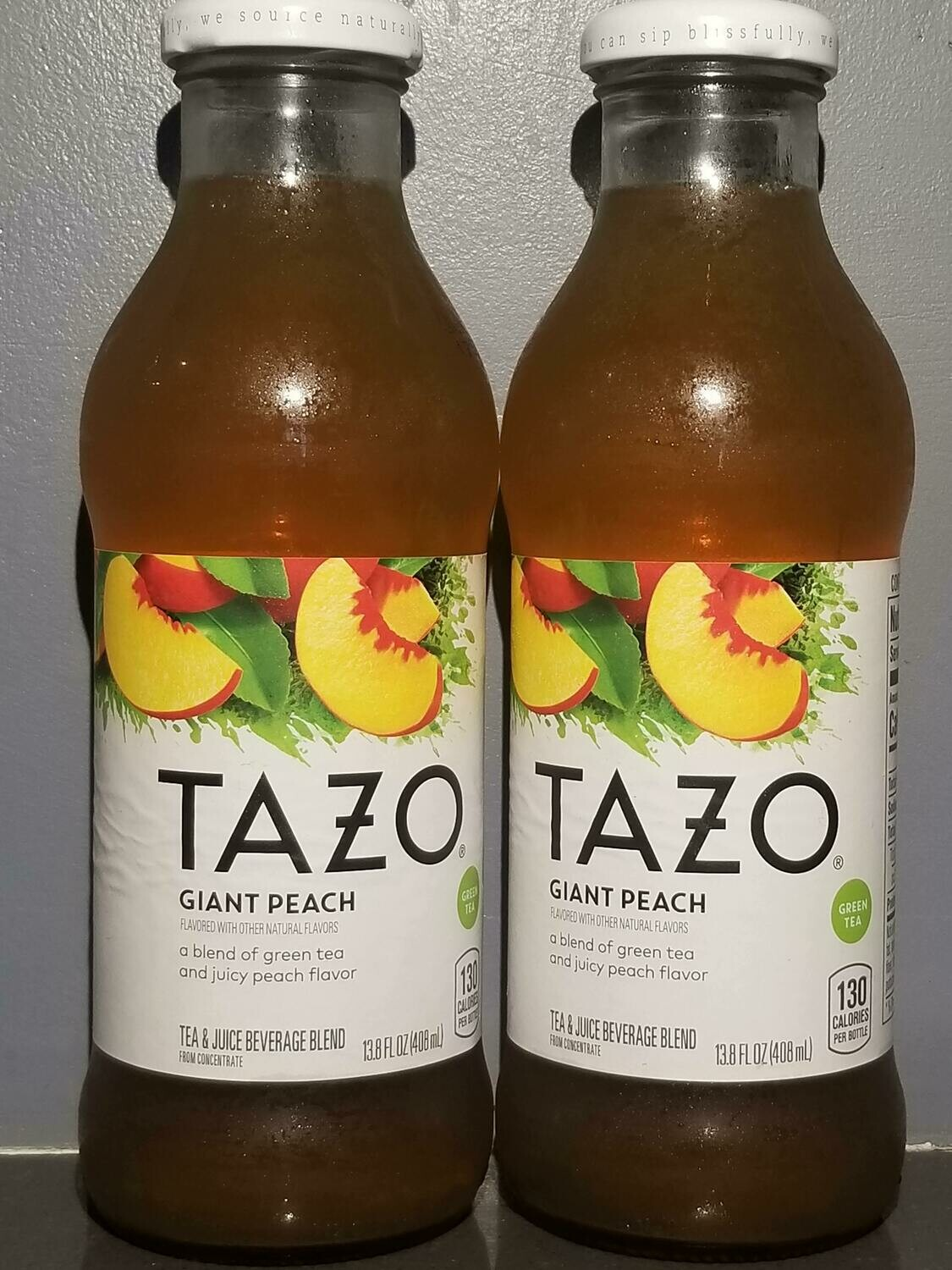 Tazo Tea (Peach)
