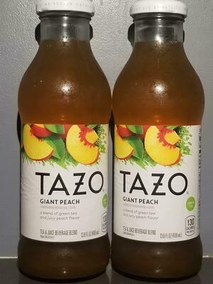 Tazo Tea (Peach)