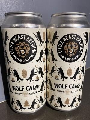 Little Beast Wolf Camp