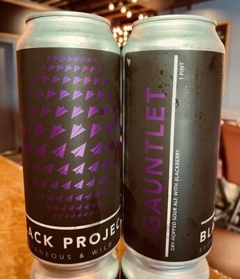 Black Project Gauntlet