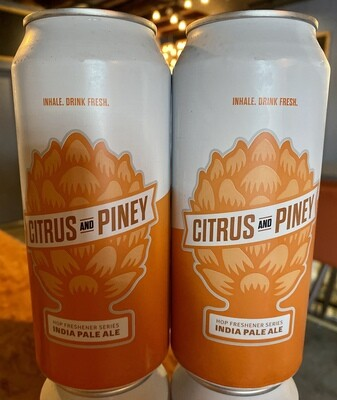 Hop Concept Citrus and Piney