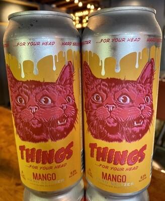 Brouwerij West Things Mango