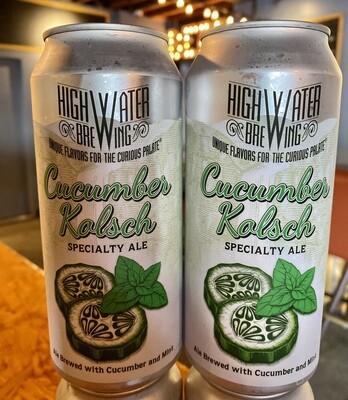 High Water Cucumber Kölsch