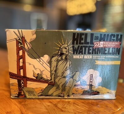 21st Hell or High Watermelon