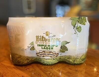Bitburger/Sierra Nevada Triple Hopped Lager