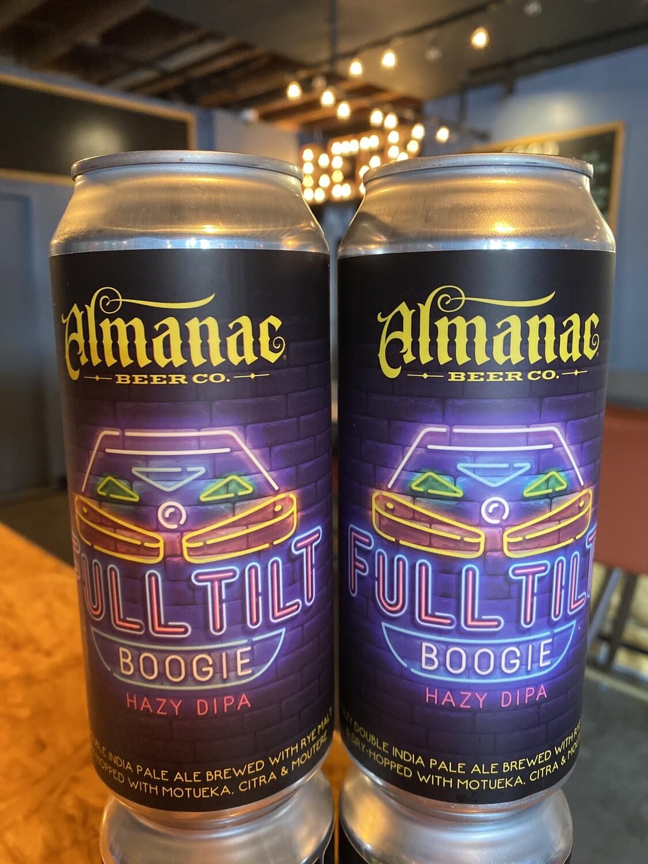 Almanac Full Tilt Boogie