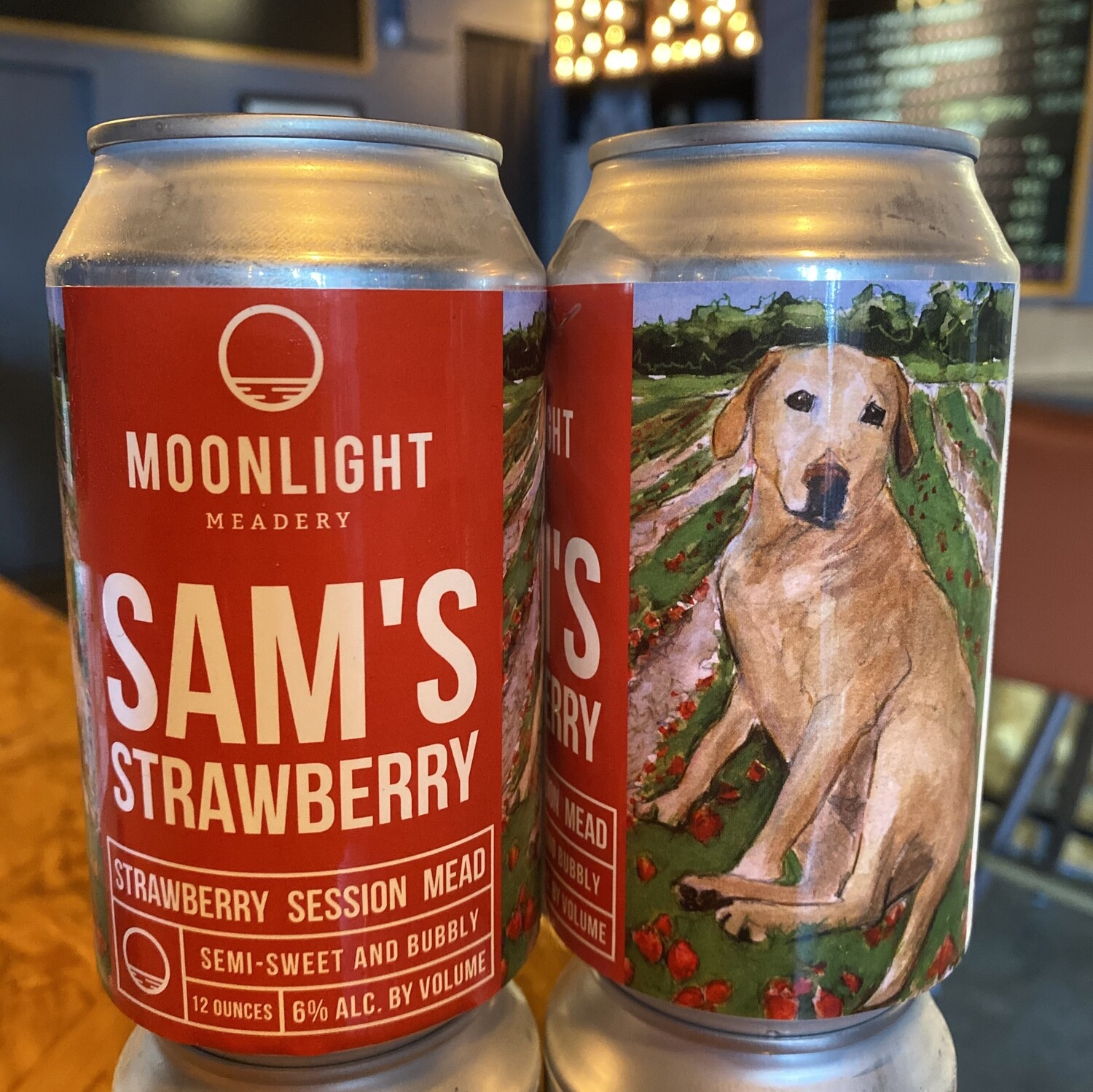 Moonlight Sam's Strawberry