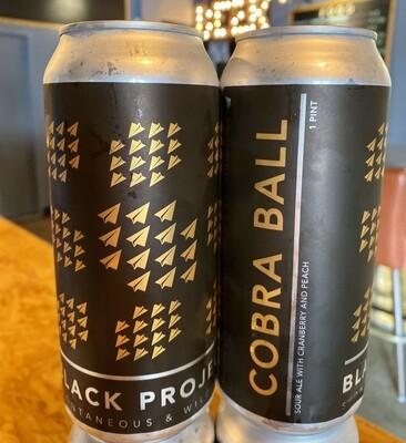 Black Project Cobra Ball