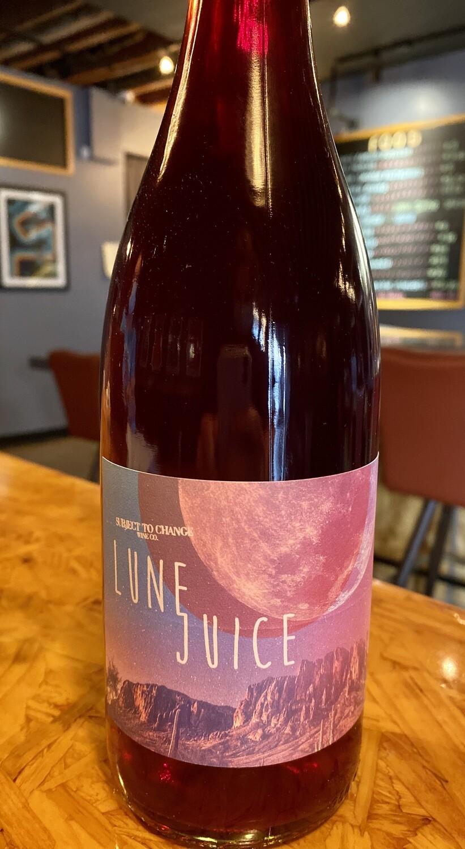 "Subject to Change ""Lune Juice"""