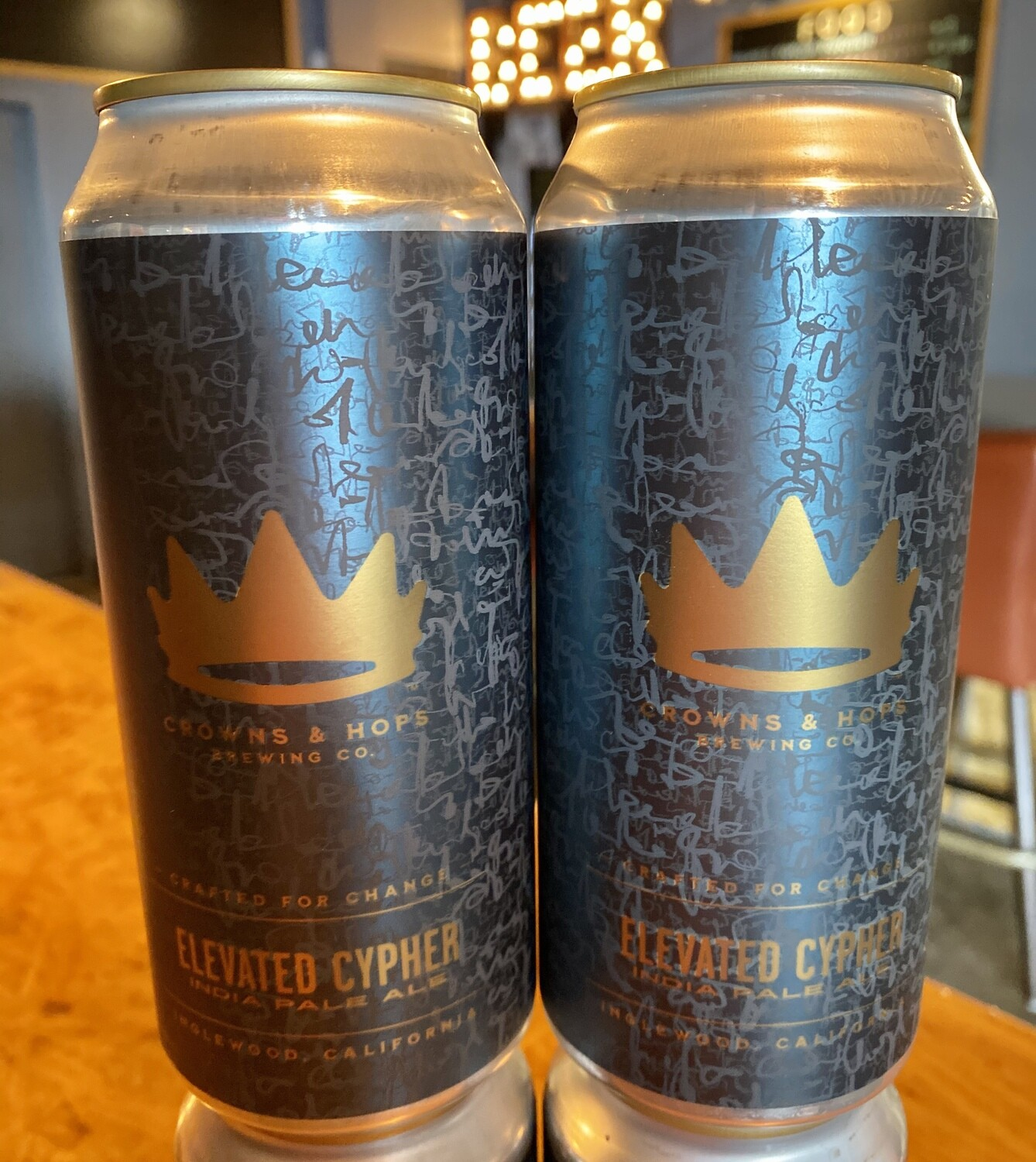Crown and Hops Elevated Cypher