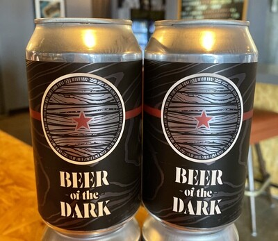 Chapman Crafted Beer of the Dark