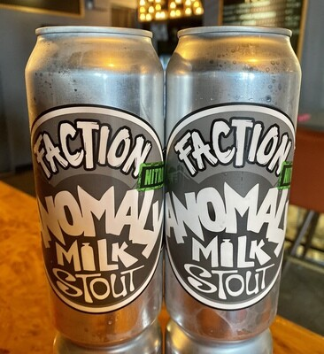Faction Anomaly Milk Stout (Nitro)