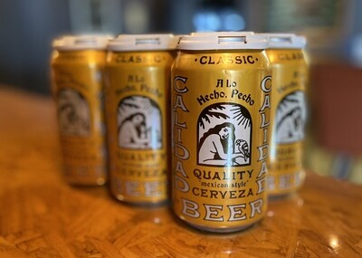 Calidad Mexican Lager