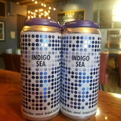 LA Ale Works Indigo Sea