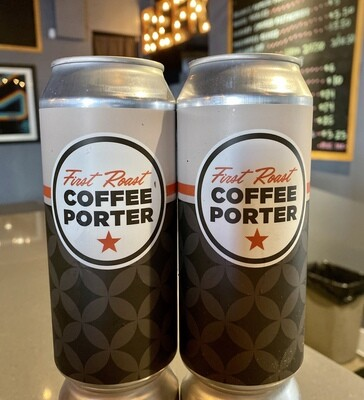 Chapman Crafted First Roast Coffee Porter