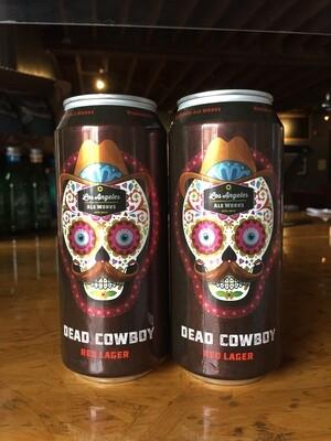 LA Ale Works Dead Cowboy