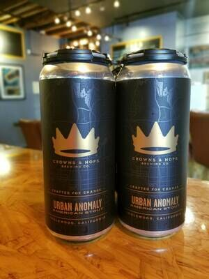 Crowns and Hops Urban Anomaly