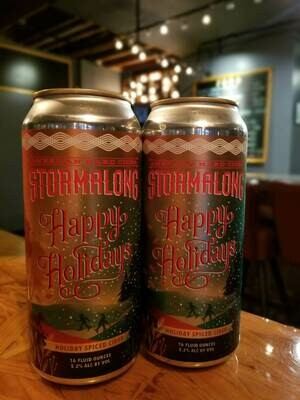 Stormalong Happy Holidays