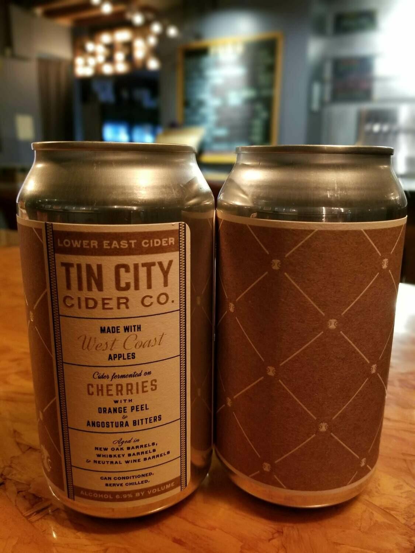 Tin City Lower East Cider