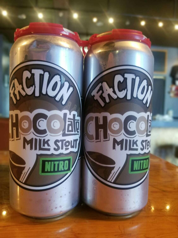 Faction Chocolate Milk Stout (Nitro)