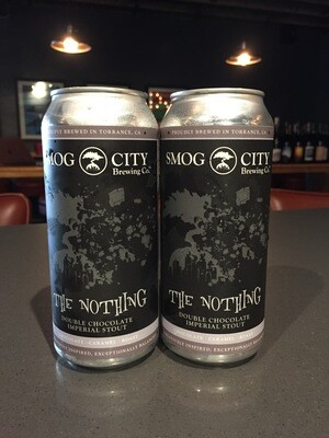 Smog City The Nothing