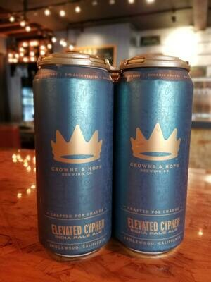 Crown & Hops Elevated Cypher