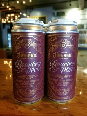 Almanac Bourbon Barrel Peche