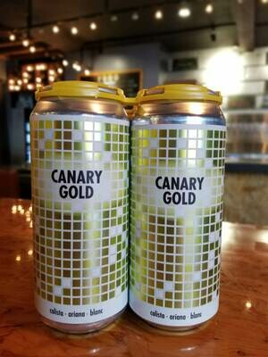 LA Ale Works Canary Gold