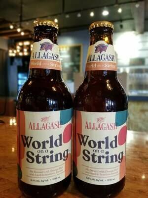 Allagash World On A String