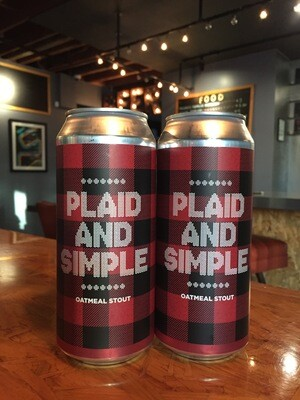 Chapman Crafted Plaid & Simple
