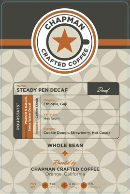Chapman Crafted Coffee Steady Pen Decaf (Preorder)